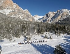Skitour mit Mike - Gebirgsjägertour