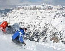 Skitour con Mike - Ciampac e Buffaure