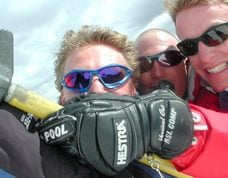 Skitour mit Mike - Ciampac e Buffaure