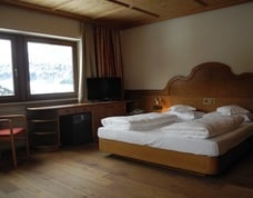 "Rooms in the Hotel ""Col Alto view"""