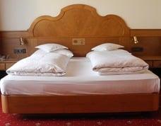 """Camere nell'hotel """"Vista Col Alto"""""""