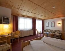 "Zimmer in Dependance ""Panorama Blick"""
