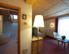 "Zimmer in Dependance ""Col Alto Blick"""