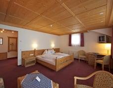 "Suite e camere matrimoniali ""Comfort"""