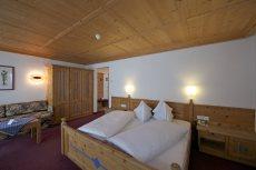 Double rooms comfort Dependance